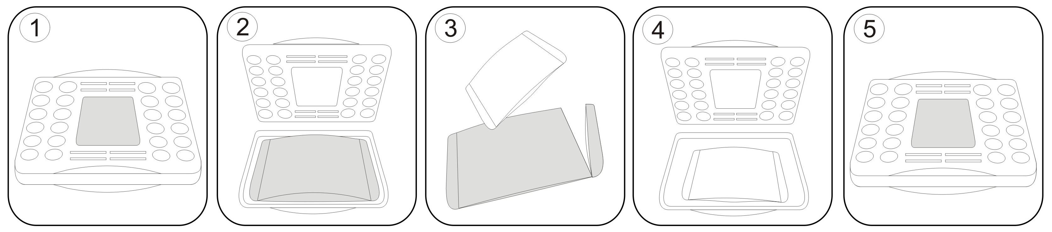 Схема упаковки ES12. 17